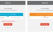 黑色星期五 Namecheap域名 空间 证书 优惠,每小时更新