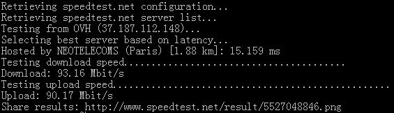 OVH/Kimsufi法国KS-2E独立服务器独服测评评测[原创长文]